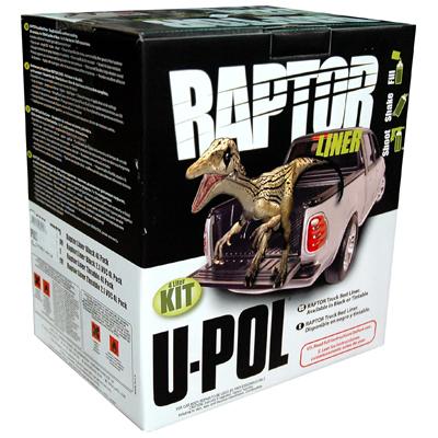 Продукция и Цены — RAPTOR U-POL — защитное покрытие повышенной ...