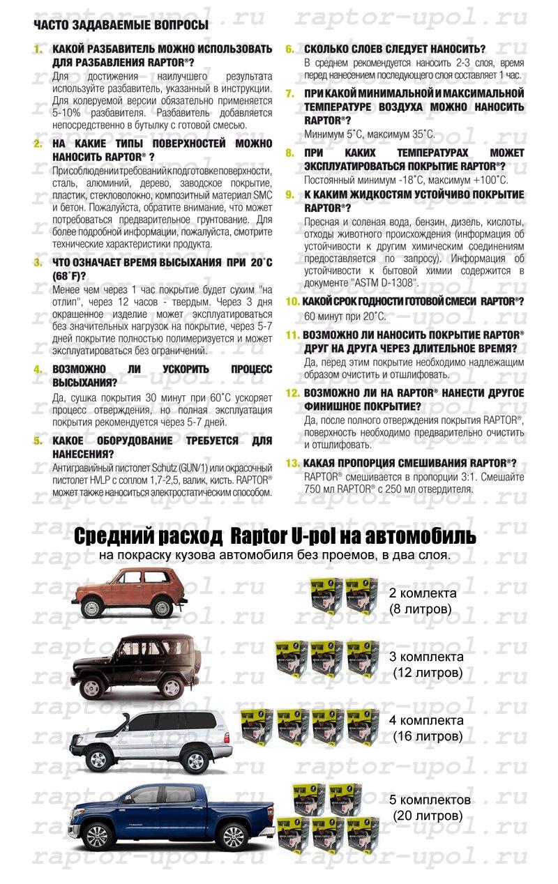 vopros-raptor-upol-ru Технология покраски Raptor U-Pol, как красить краской Раптор, как покрасить машину Раптором своими руками, покраска Раптором, красим машину Raptor U-pol